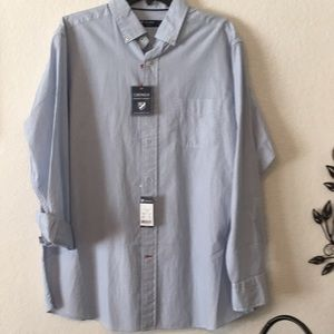 NWT: Cremieux Men's Button Down Shirt